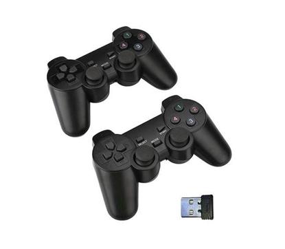 ბლუთუზ-კონტროლერი (USB Twins wireless vibration controller)