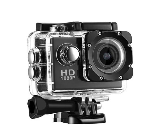 სპორტული კამერა Action Camera Black