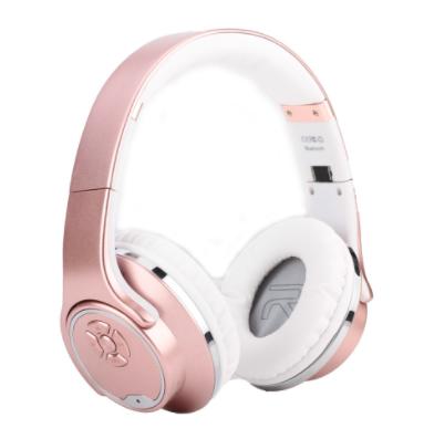 ბლუთუზ-ყურსასმენი SODO MH1 1in2 (Pink)