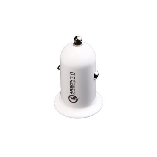 ავტომობილის ადაპტერი – ARSON AN-C31 3.0 (White)