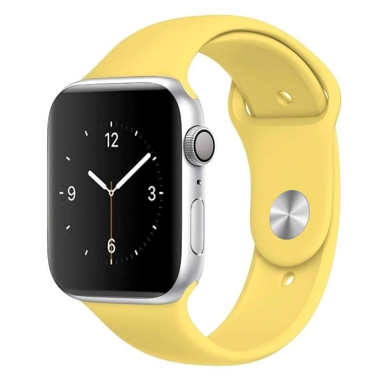 Apple Watch სამაჯური – 42/44 mm (Yellow)
